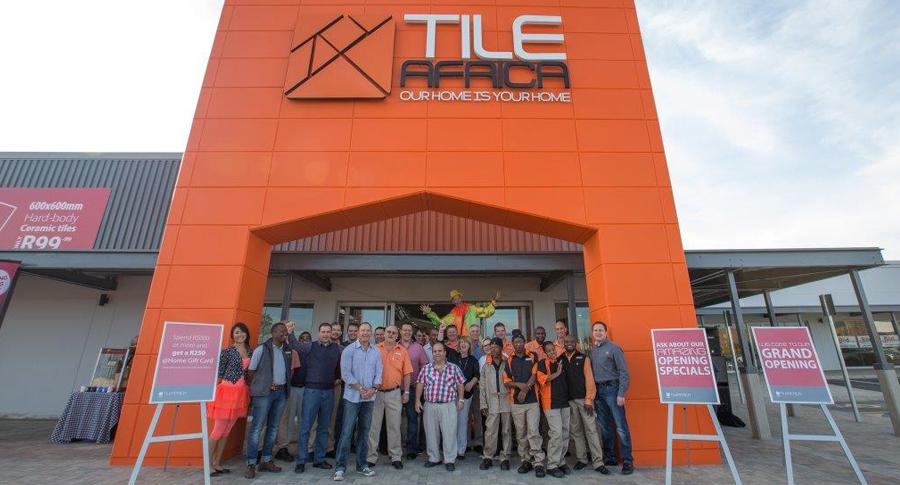 Tile Africa Norcros Plc